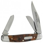 schrade stockman pocket knife