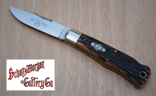 Schatt and Morgan File & Wire Series #3, Edition #1 Knife Review